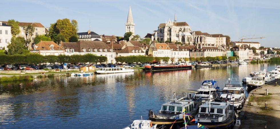 Auxerre: deals du jour - réserver un hôtel entre -5% et -30% - Auxerre -