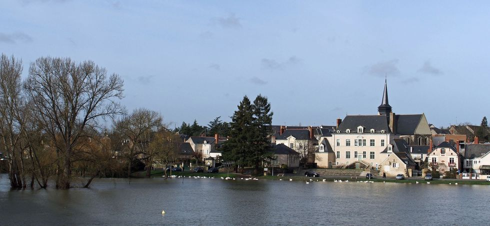 Maine-et-Loire: deals du jour - réserver un hôtel entre -5% et -30% - Maine-et-Loire -