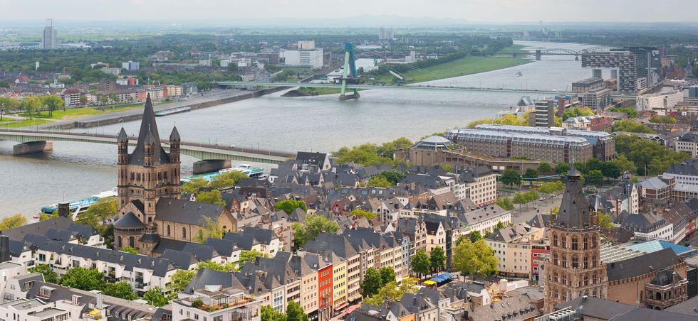 Cologne: deals du jour - réserver un hôtel entre -5% et -30% - Cologne -
