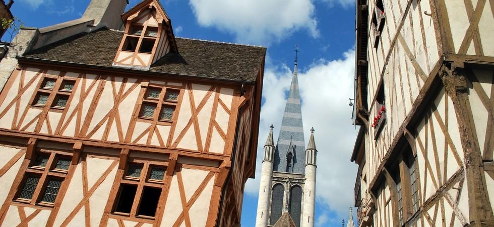 Dijon: deals du jour - réserver un hôtel entre -5% et -30% - Dijon -