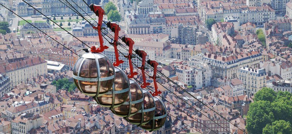Grenoble: deals du jour - réserver un hôtel entre -5% et -30%