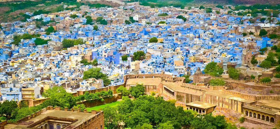 Jodhpur: deals du jour - réserver un hôtel entre -5% et -30% - Jodhpur -