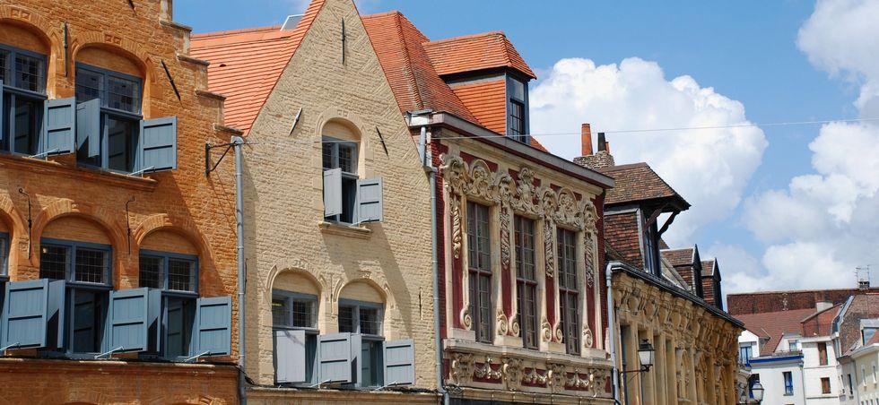 Lille: deals du jour - réserver un hôtel entre -5% et -30% - Lille -