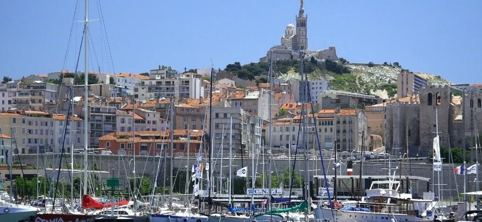 Marseille: séjours à l'hôtel jusqu'à -20% - Marseille -
