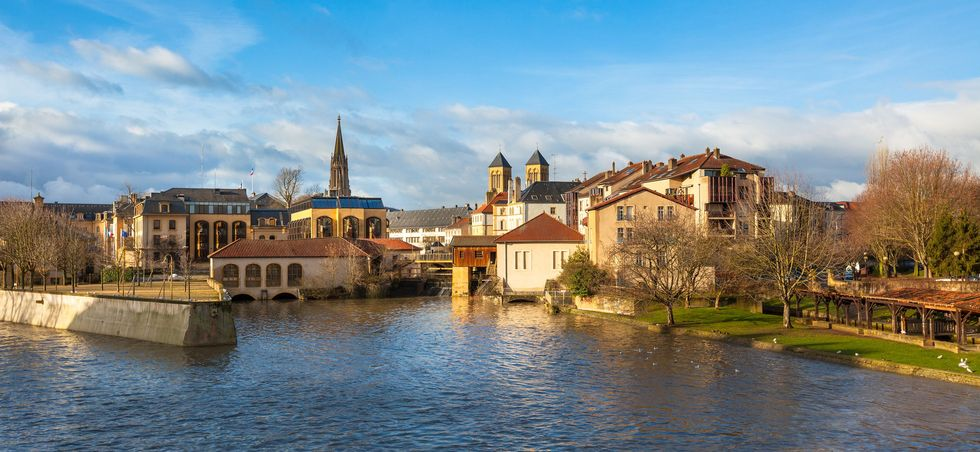 Metz: comparez les locations vacances - Metz -