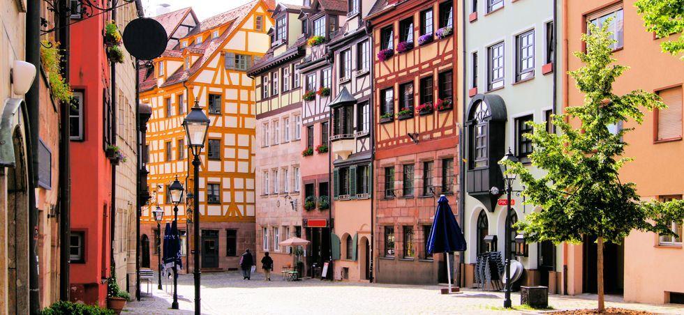 Activités, loisirs et transports Nuremberg - Nuremberg -