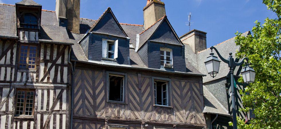 Rennes: deals du jour - réserver un hôtel entre -5% et -30% - Rennes -