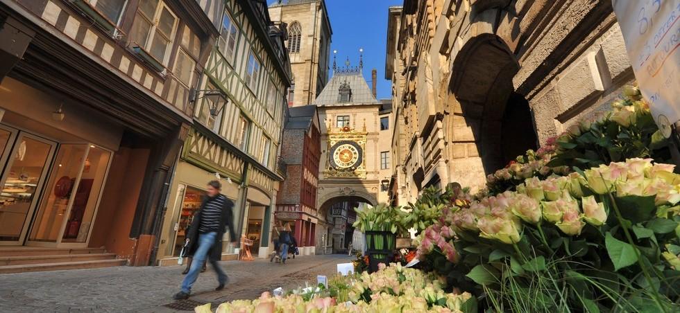 Rouen: deals du jour - réserver un hôtel entre -5% et -30% - Rouen -
