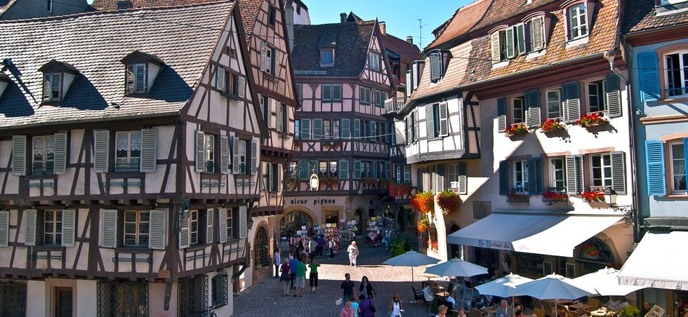 Strasbourg: deals du jour - réserver un hôtel entre -5% et -30% - Strasbourg -