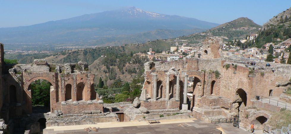 Taormina: séjours à l'hôtel jusqu'à -20% - Taormina -
