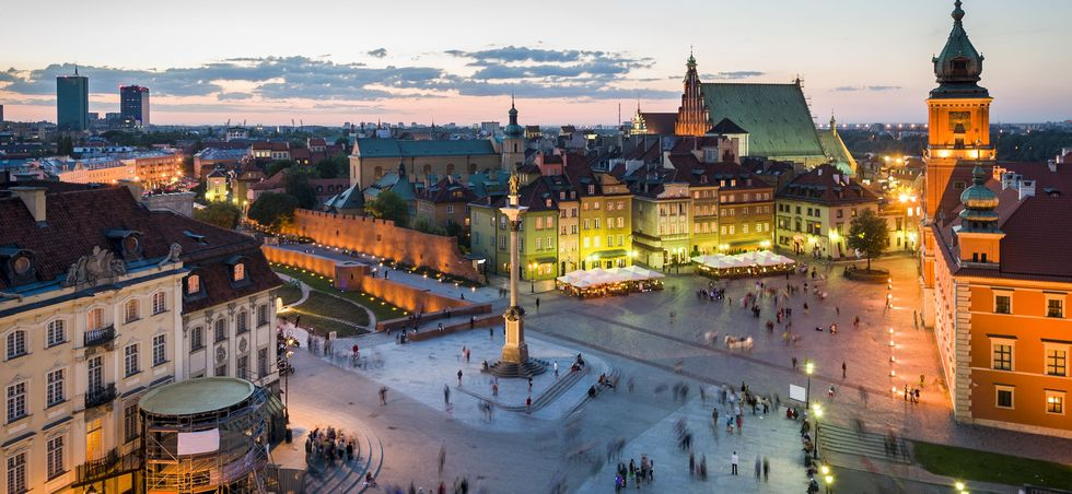 Activités, loisirs et transports Varsovie - Varsovie -