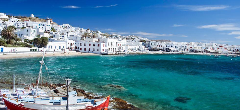 Activités, loisirs et transports Iles des Cyclades - Iles des Cyclades -
