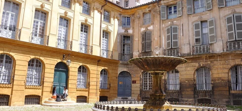 Aix-en-Provence: deals du jour - réserver un hôtel entre -5% et -30% - Aix-en-Provence -