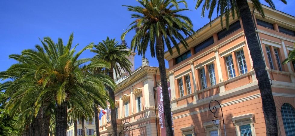 Ajaccio: deals du jour - réserver un hôtel entre -5% et -30% - Ajaccio -