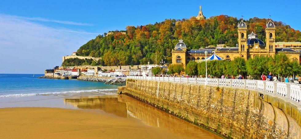 San Sebastián: deals du jour - réserver un hôtel entre -5% et -30% - San Sebastián -