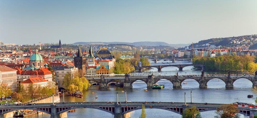 Prague: deals du jour - réserver un hôtel entre -5% et -30% - Prague -