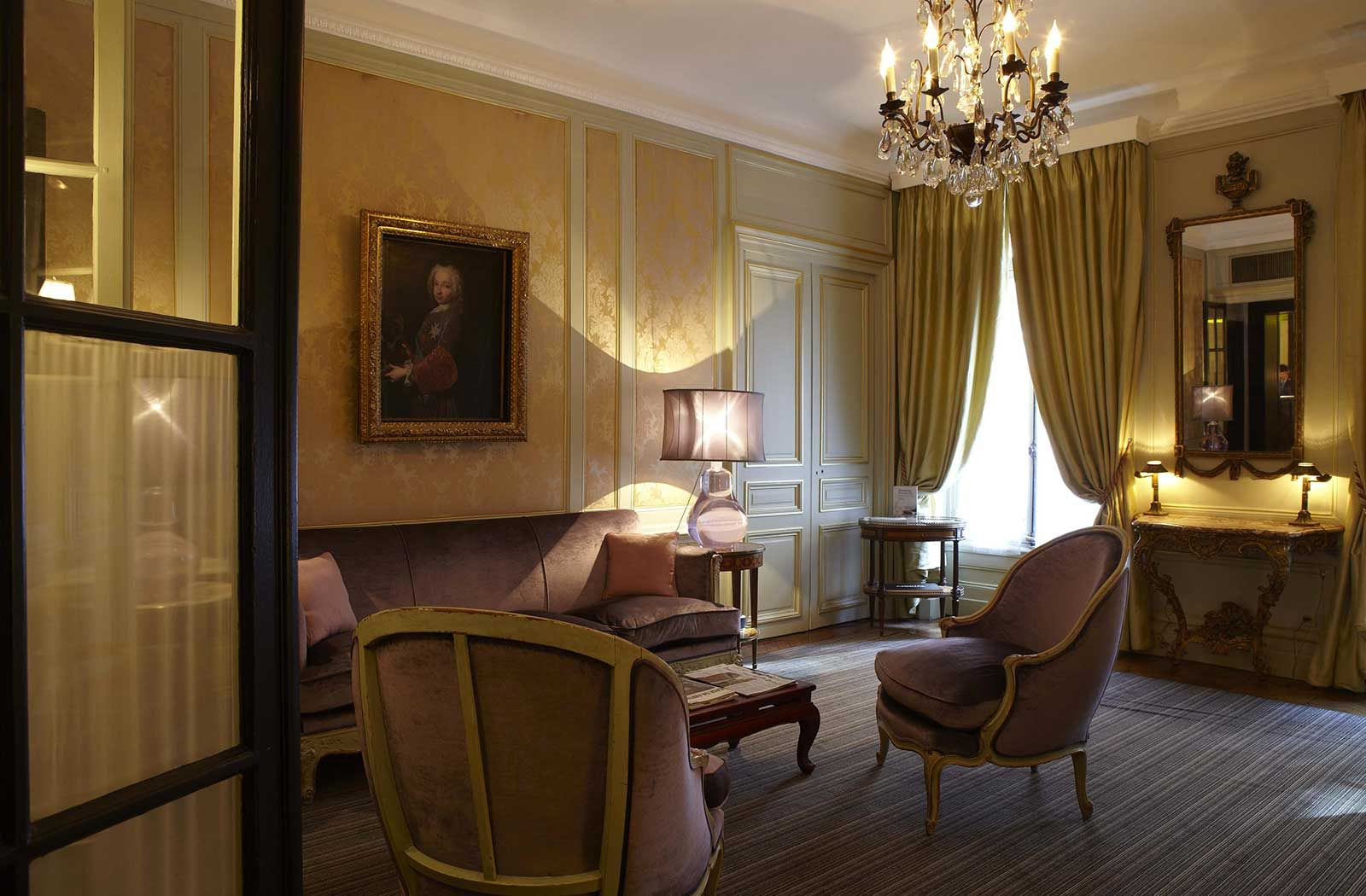 Promo Hotel Lancaster - Paris - promo - derniere-minute